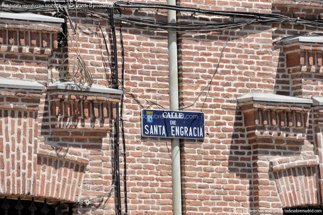 Foto calle de santa engracia 1 for Oficina de madrid santa engracia