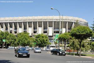Foto Estadio Santiago Bernabeu 4