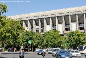 Foto Estadio Santiago Bernabeu 5