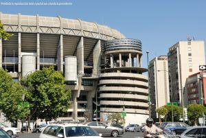 Foto Estadio Santiago Bernabeu 7