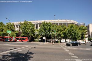 Foto Estadio Santiago Bernabeu 10