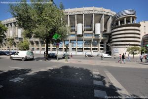 Foto Estadio Santiago Bernabeu 11