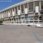 Foto Estadio Santiago Bernabeu 12