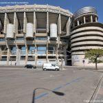 Foto Estadio Santiago Bernabeu 14