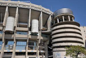 Foto Estadio Santiago Bernabeu 15