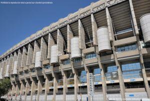Foto Estadio Santiago Bernabeu 16
