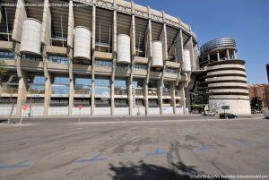 Foto Estadio Santiago Bernabeu 19