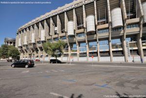 Foto Estadio Santiago Bernabeu 20