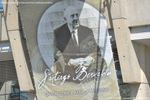 Foto Estadio Santiago Bernabeu 40