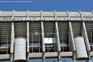 Foto Estadio Santiago Bernabeu 42