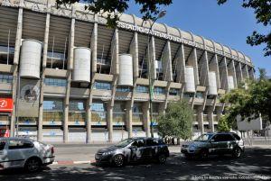 Foto Estadio Santiago Bernabeu 43