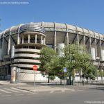 Foto Estadio Santiago Bernabeu 45