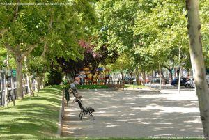 Foto Parque Infantil Paseo de la Castellana 1