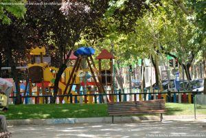 Foto Parque Infantil Paseo de la Castellana 2