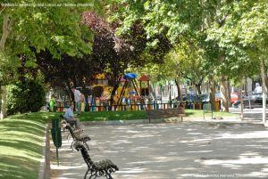 Foto Parque Infantil Paseo de la Castellana 3