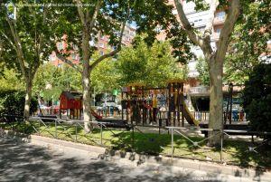 Foto Parque Infantil Paseo de la Castellana 4