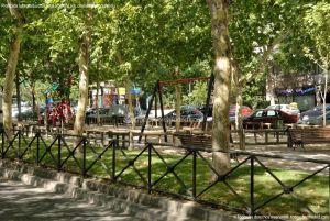 Foto Parque Infantil Paseo de la Castellana 8