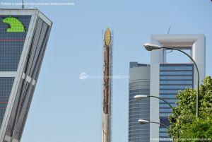 Foto Obelisco Caja Madrid 1