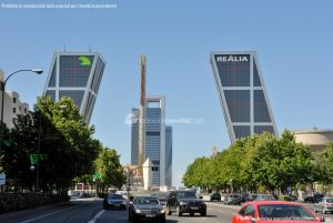 Foto Obelisco Caja Madrid 4