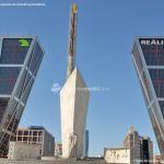 Foto Obelisco Caja Madrid 6