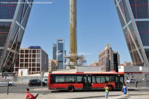 Foto Obelisco Caja Madrid 11