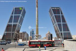 Foto Obelisco Caja Madrid 12