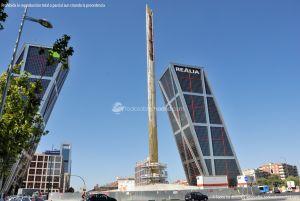 Foto Obelisco Caja Madrid 15
