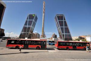 Foto Obelisco Caja Madrid 19
