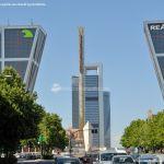 Foto Puerta de Europa (Torres Kio) 5