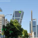 Foto Puerta de Europa (Torres Kio) 9