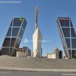 Foto Puerta de Europa (Torres Kio) 14