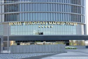 Foto Eurostars Madrid Tower 8
