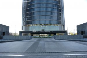 Foto Eurostars Madrid Tower 9