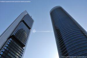 Foto Eurostars Madrid Tower 13