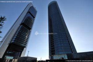 Foto Eurostars Madrid Tower 15