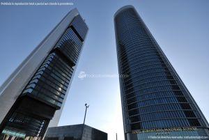 Foto Eurostars Madrid Tower 17
