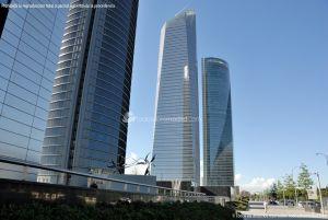 Foto Torre de Cristal (Mutua Madrileña) 8
