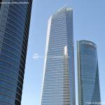 Foto Torre de Cristal (Mutua Madrileña) 9