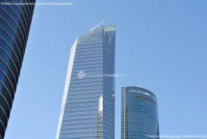 Foto Torre de Cristal (Mutua Madrileña) 10