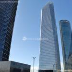 Foto Torre de Cristal (Mutua Madrileña) 11