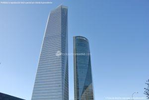 Foto Torre de Cristal (Mutua Madrileña) 12
