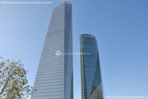 Foto Torre de Cristal (Mutua Madrileña) 13
