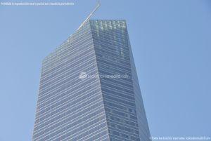 Foto Torre de Cristal (Mutua Madrileña) 14