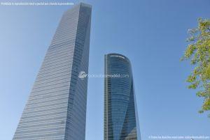 Foto Torre de Cristal (Mutua Madrileña) 16