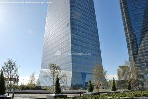 Foto Torre de Cristal (Mutua Madrileña) 17