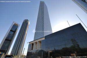 Foto Torre de Cristal (Mutua Madrileña) 20