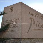 Foto Escultura Homenaje a Pablo Ruiz Picasso 3