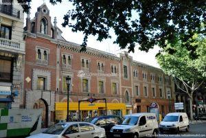 Foto Monasterio de la Concepción y Hospital de la Latina 2
