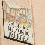Foto Calle del Mesón de Paredes 1