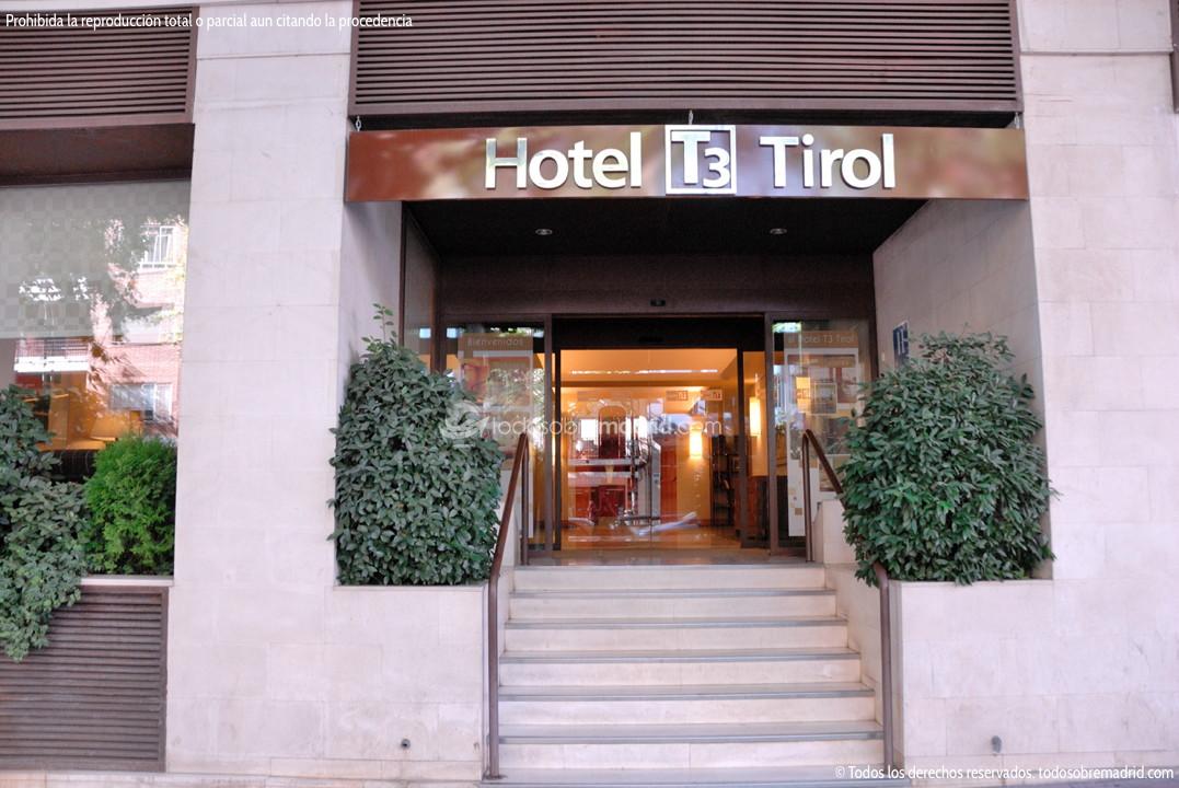Foto Edificio Hotel Tirol 3